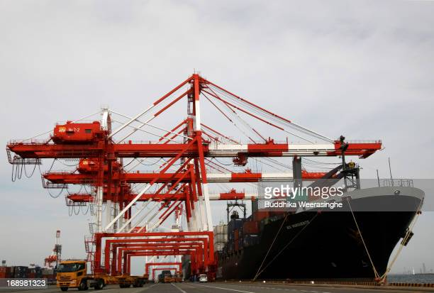 Japanese Nyk Group Stock Photos and Pictures |