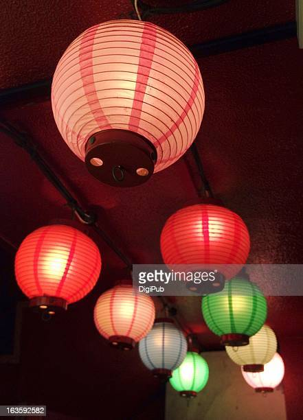 60 Top Illuminated Japanese Lanterns Pictures, Photos and Images