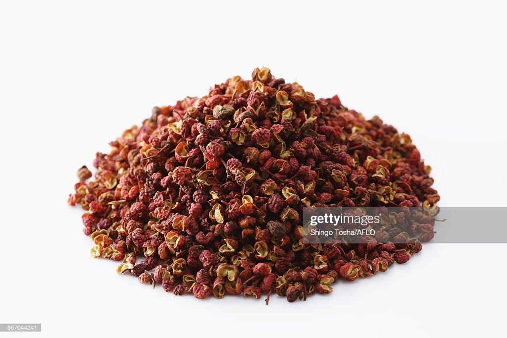 Japanese Pepper : Stock Photo