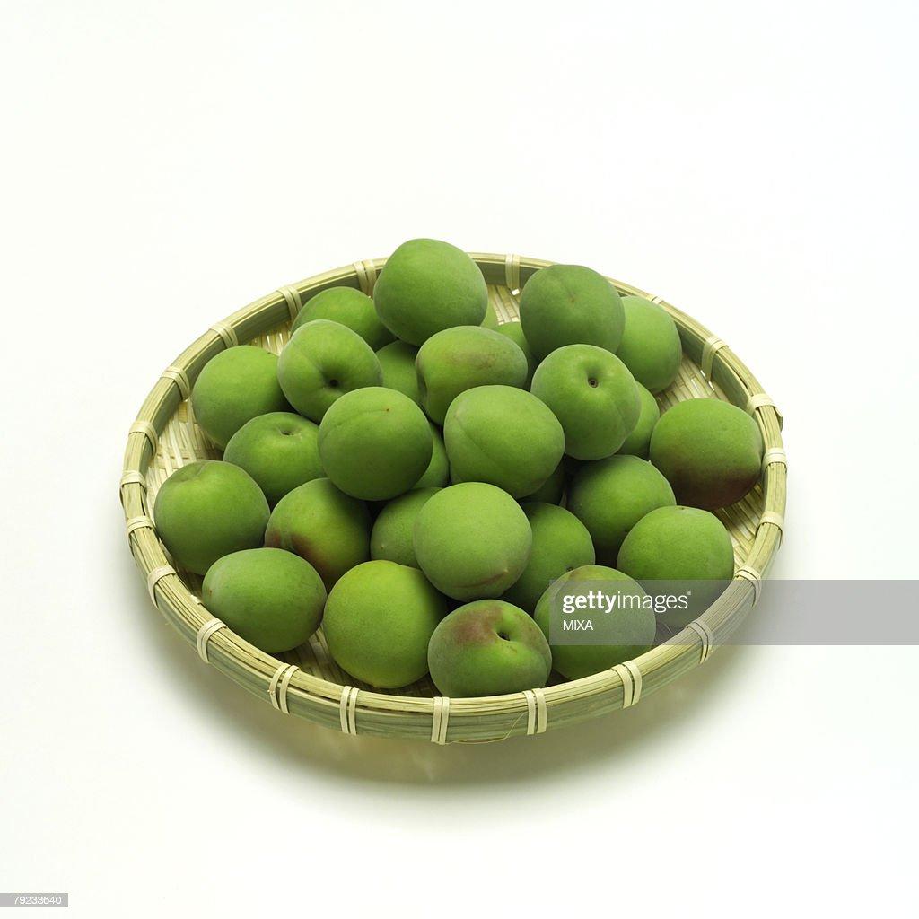 Japanese plum : Stock Photo