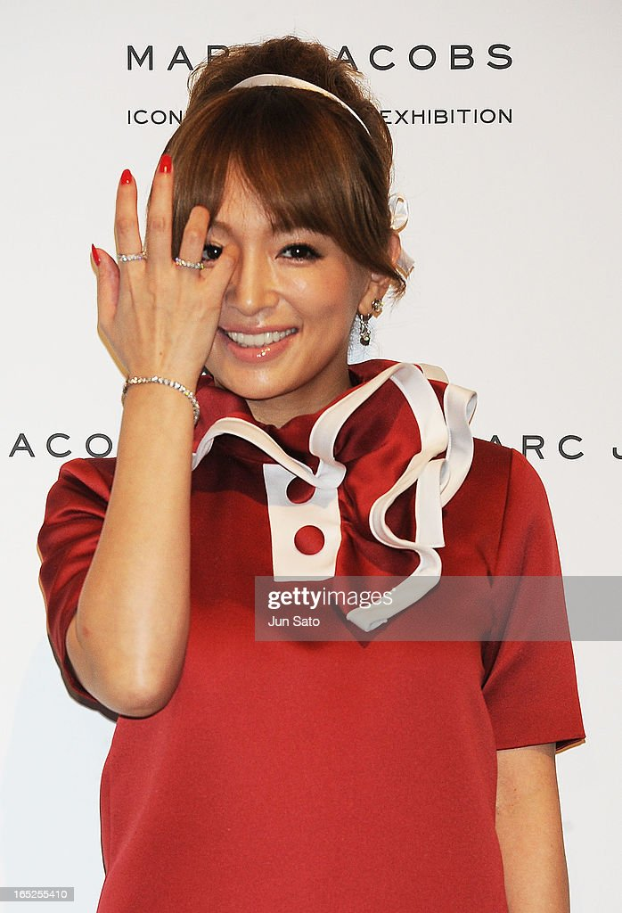Japanese Pop Singer Ayumi Hamasaki Attends The Marc Jacobs Showpieces News Photo Getty Images