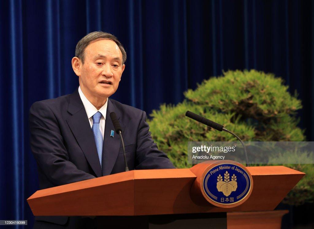 Japan might declare virus emergency for Tokyo metropolitan area : ニュース写真