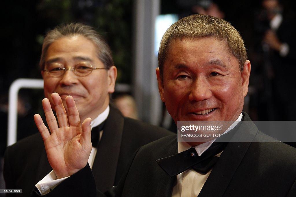 Japanese producer Masayuki Mori and Japa : News Photo