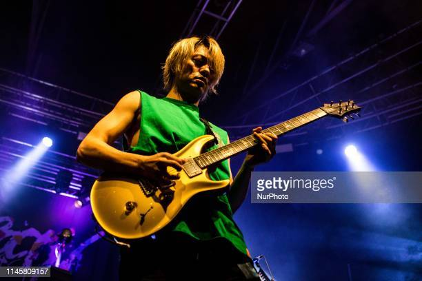 Japanese rock band One OK Rock performs live at Fabrique in Milano Italy on May 23 2019