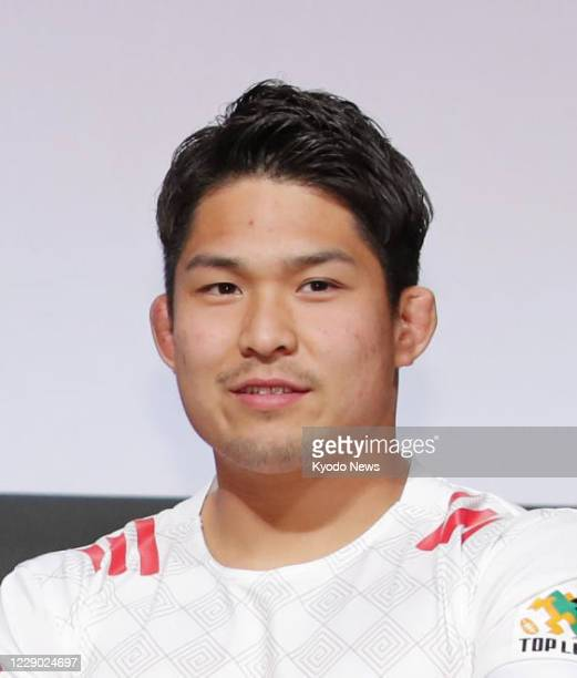 Japanese rugby player Kazuki Himeno, seen in this file photo, has decided to join Super Rugby's Highlanders in New Zealand next season, his club...