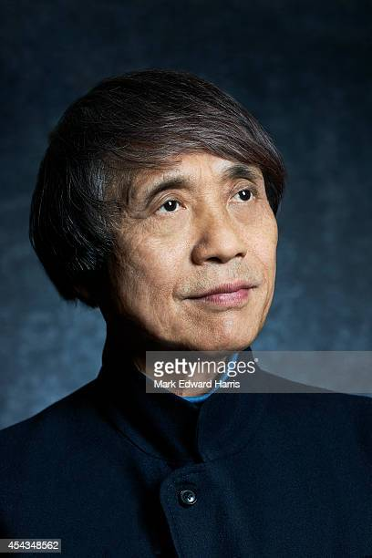 Japanese selftaught architect Tadao Ando is photographed for Skyward on December 18 2013 in Los Angeles California PUBLISHED IMAGE