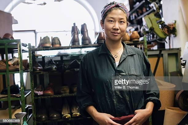 Japanese shoemaker