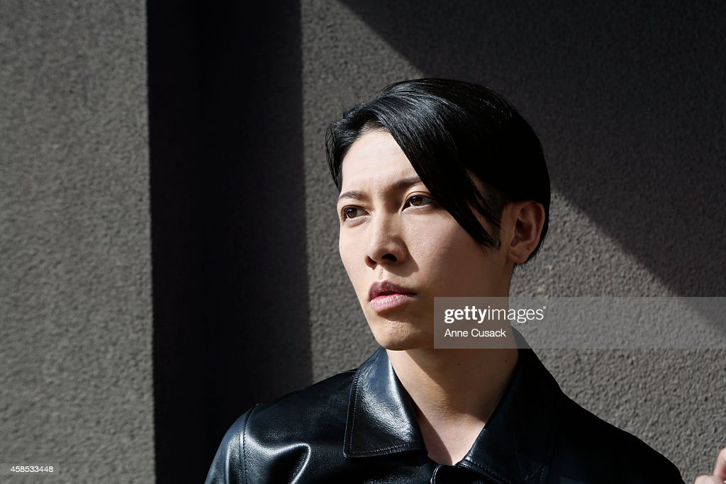Japanese Singer And Actor Miyavi Is Photographed For Los Angeles