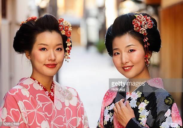 日本の姉妹