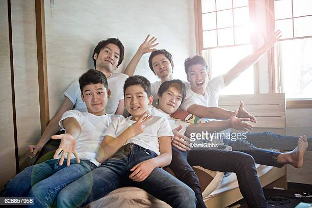 Japanese six brothers