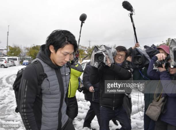 Japanese sprint canoeist Seiji Komatsu who failed a doping test after fellow sprint canoeist Yasuhiro Suzuki spiked his drink with an anabolic...