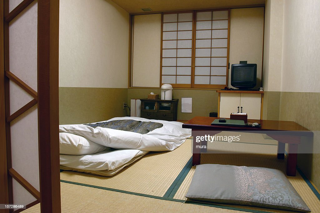 Japanese Style Apartment Stock Photo | Getty Images