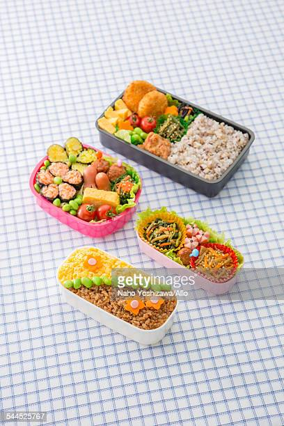 Japanese style bento lunch box