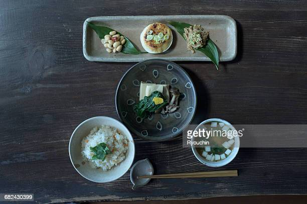 Japanese style, Japanese food, Healthy diet