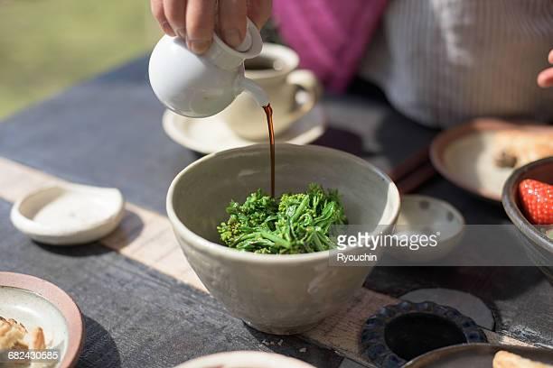 japanese style, japanese food, healthy diet - 醤油 ストックフォトと画像