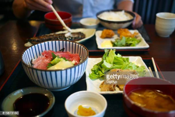 Japanese Style Lunch