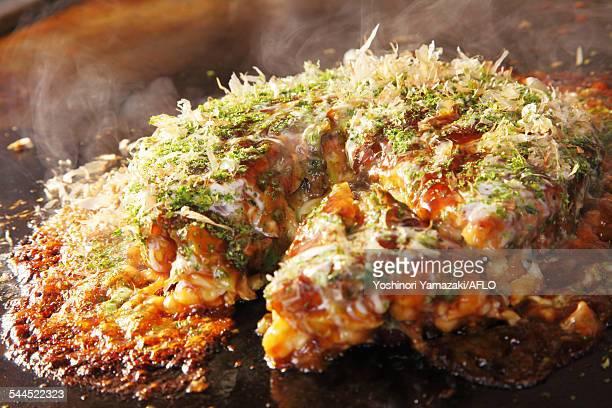 Japanese style Okonomiyaki