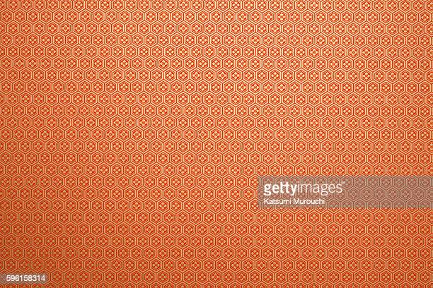 Japanese style pattern texture background