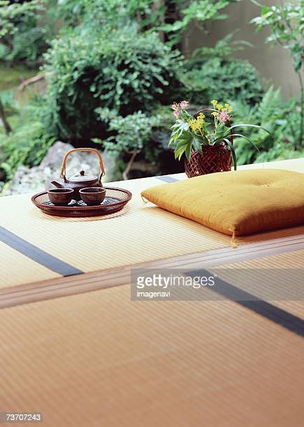 Japanese style porch