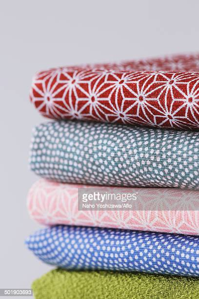 Japanese style wrapping cloths