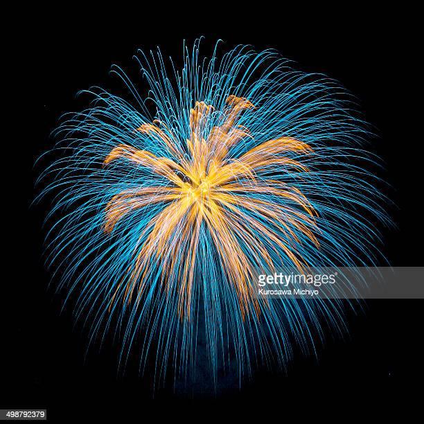japanese summer firework festival