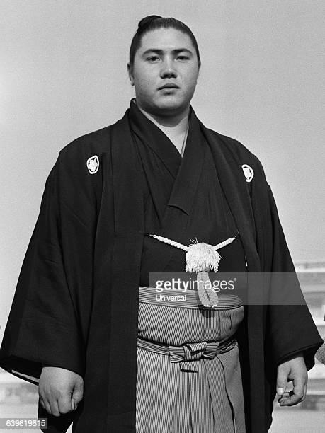 Japanese sumo wrestler and 48th Yokozuna Taiho Koki