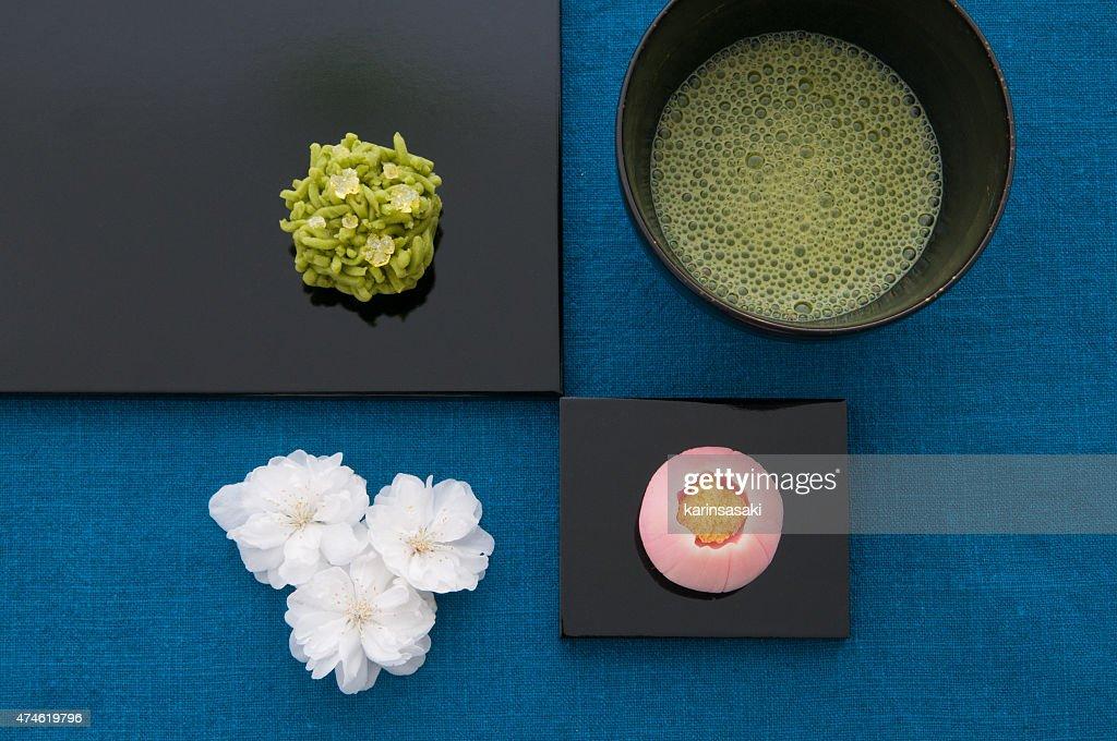 Japanese sweet : Stock Photo