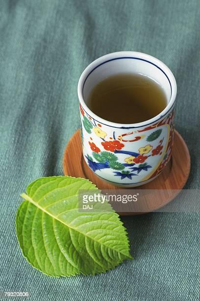 Japanese Tea, Close Up