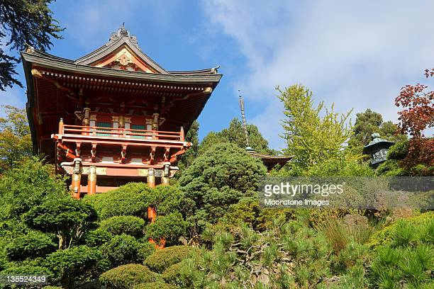 Japanese Tea Garden Stock Photos and Pictures | Getty Images