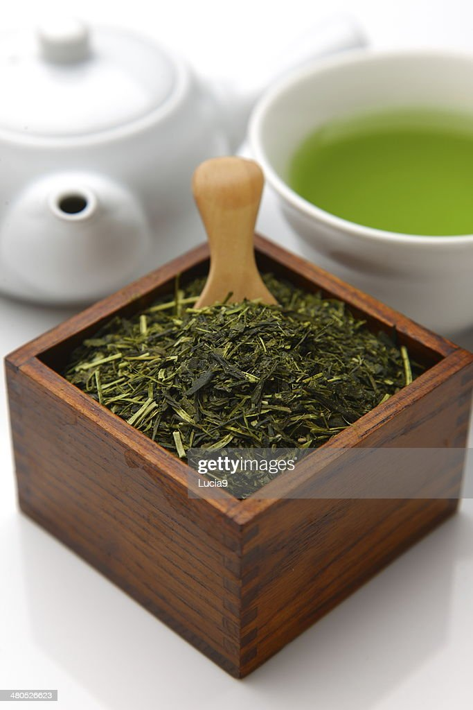 japanese tea : Stock Photo