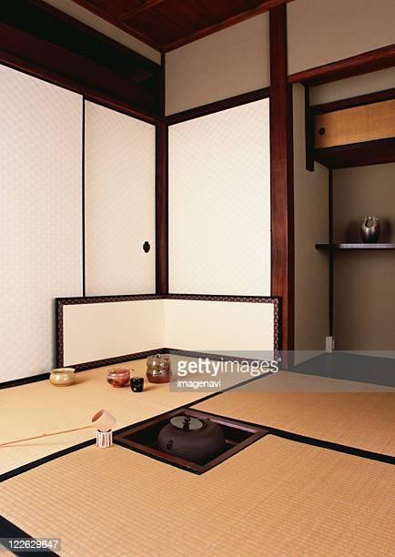 Japanese tea-room