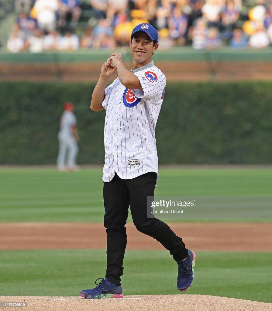 St Louis Cardinals  v Chicago Cubs : ニュース写真