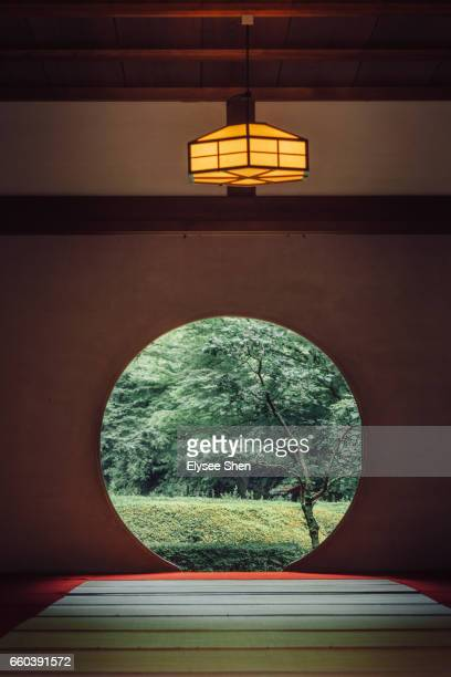 Japanese traditional garden & architecture