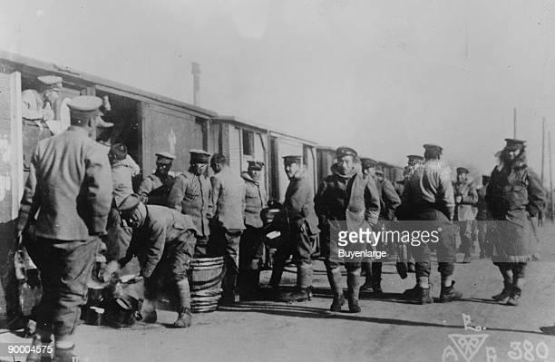 Japanese Troops in Harbin