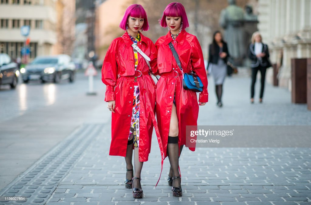 HUN: Street Style - Budapest Central European Fashion Week