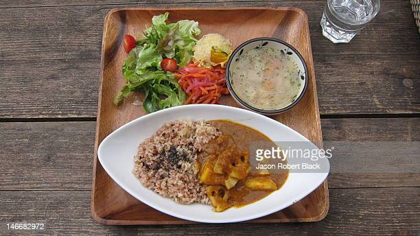 Japanese Vegi curry