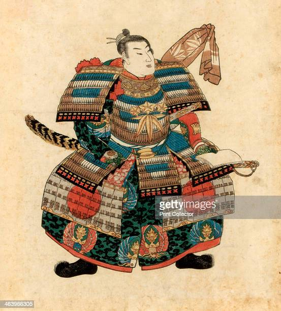 Japanese warlord Minamoto no Yoritomo 1845 The leader of the Minamoto clan Minamoto no Yoritomo defeated the rival Taira clan in the Genpei War and...