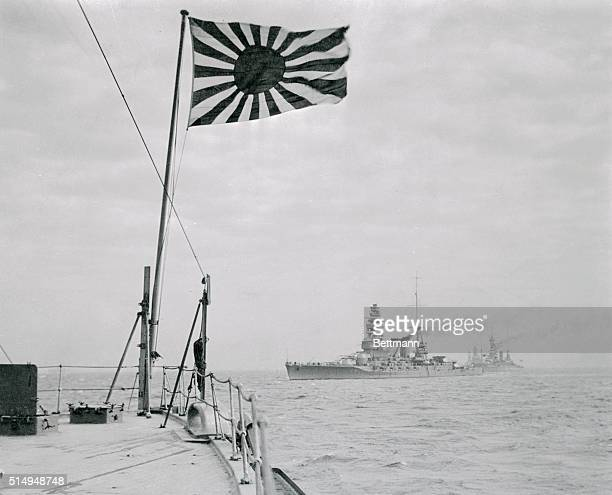 Japanese warships were today reported off Cap St Jaques and Camranh Bay French IndoChina as France reportedly bowed to Japanese demand for bases in...