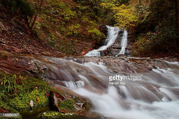 japanese waterfall - chiba city stock pictures, royalty-free photos & images