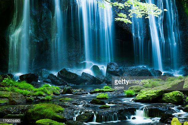 Japanese Waterfalls