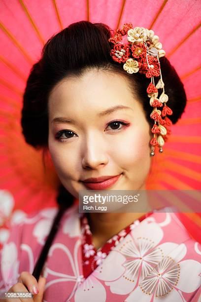 Japanische Frau