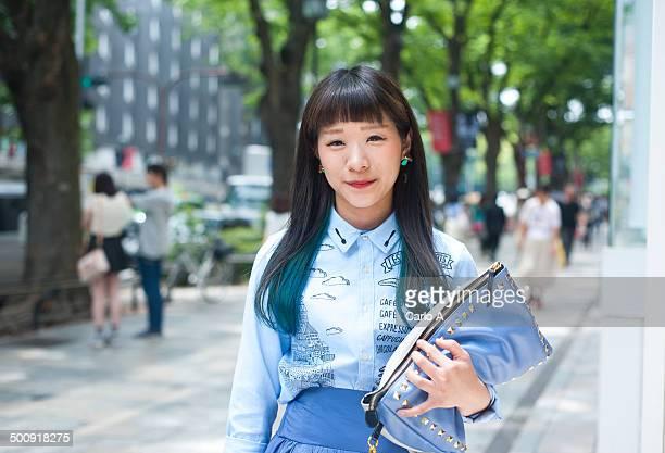 japanese woman - 20 24歳 ストックフォトと画像