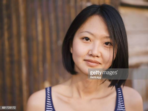 japanese woman - rich_legg stock pictures, royalty-free photos & images