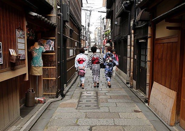 Kyoto Ranked World's Best City by U.S. Travel Magazine Poll