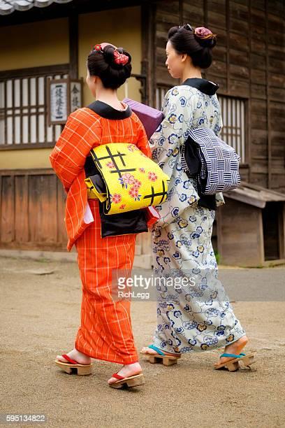 Japanese Women in Edo Period Town