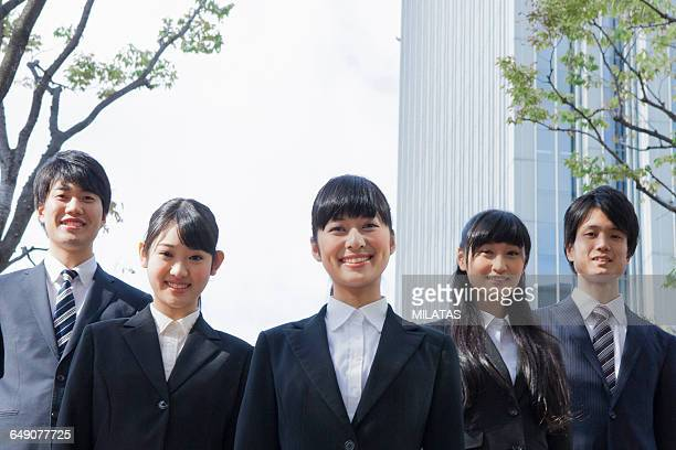 Japanesew new member of society to align