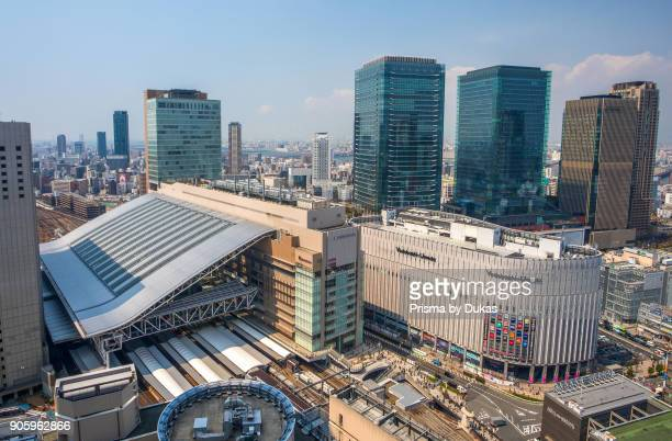 JapanKansai Osaka City Osaka Station