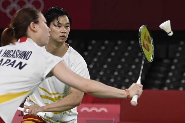 JPN: Badminton - Olympics: Day 6