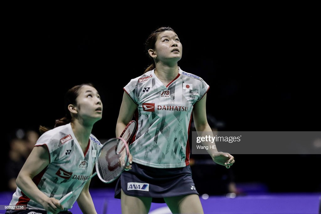 2018 Badminton Asia Championships - Day 5