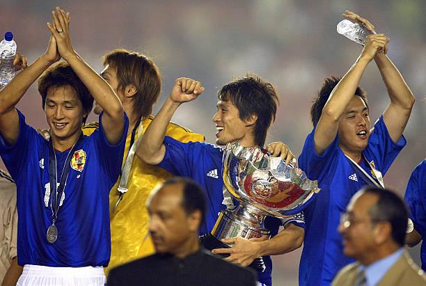 Risultati immagini per asian cup 2004 japan